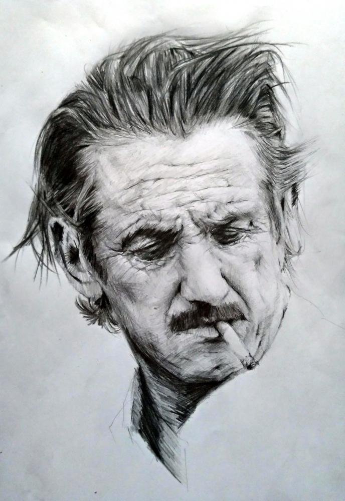 Sean Penn por linshyhchyang
